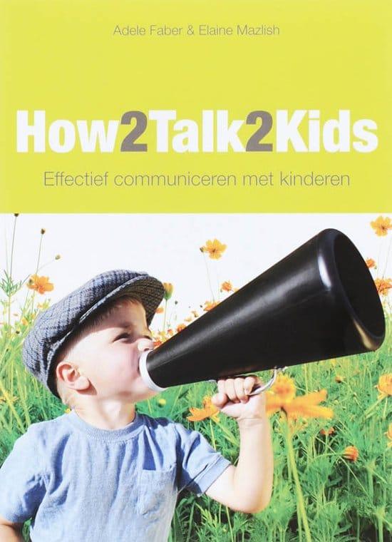 Boekcover: How2Talk2Kids