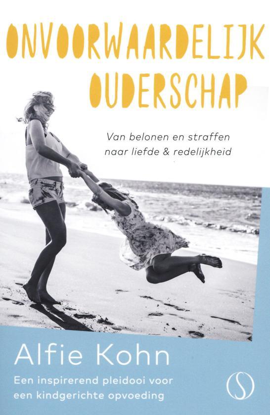 Boekcover: Onvoorwaardelijk ouderschap