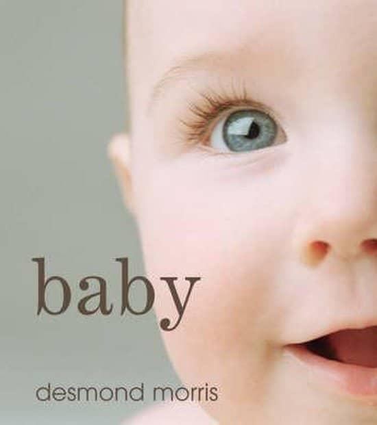 Boekcover: Baby, Desmond Morris