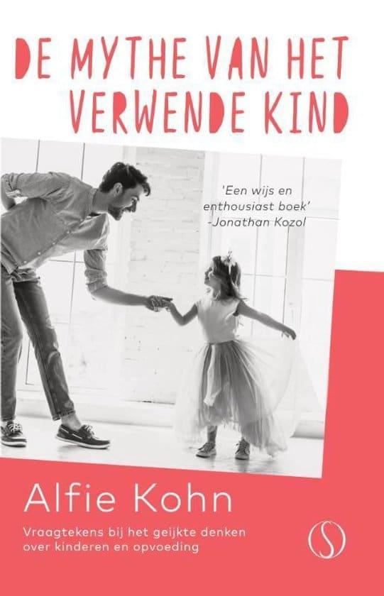 Boekcover: De mythe van het verwende kind (Bol.com)