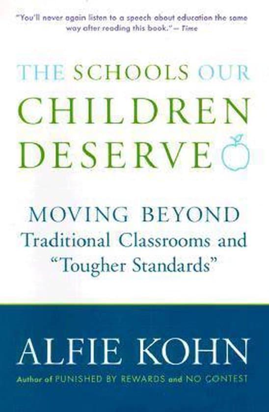 Boekcover: The Schools Our Children Deserve